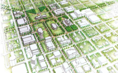 Wyoming State Capitol District Vision 2020 Master Plan