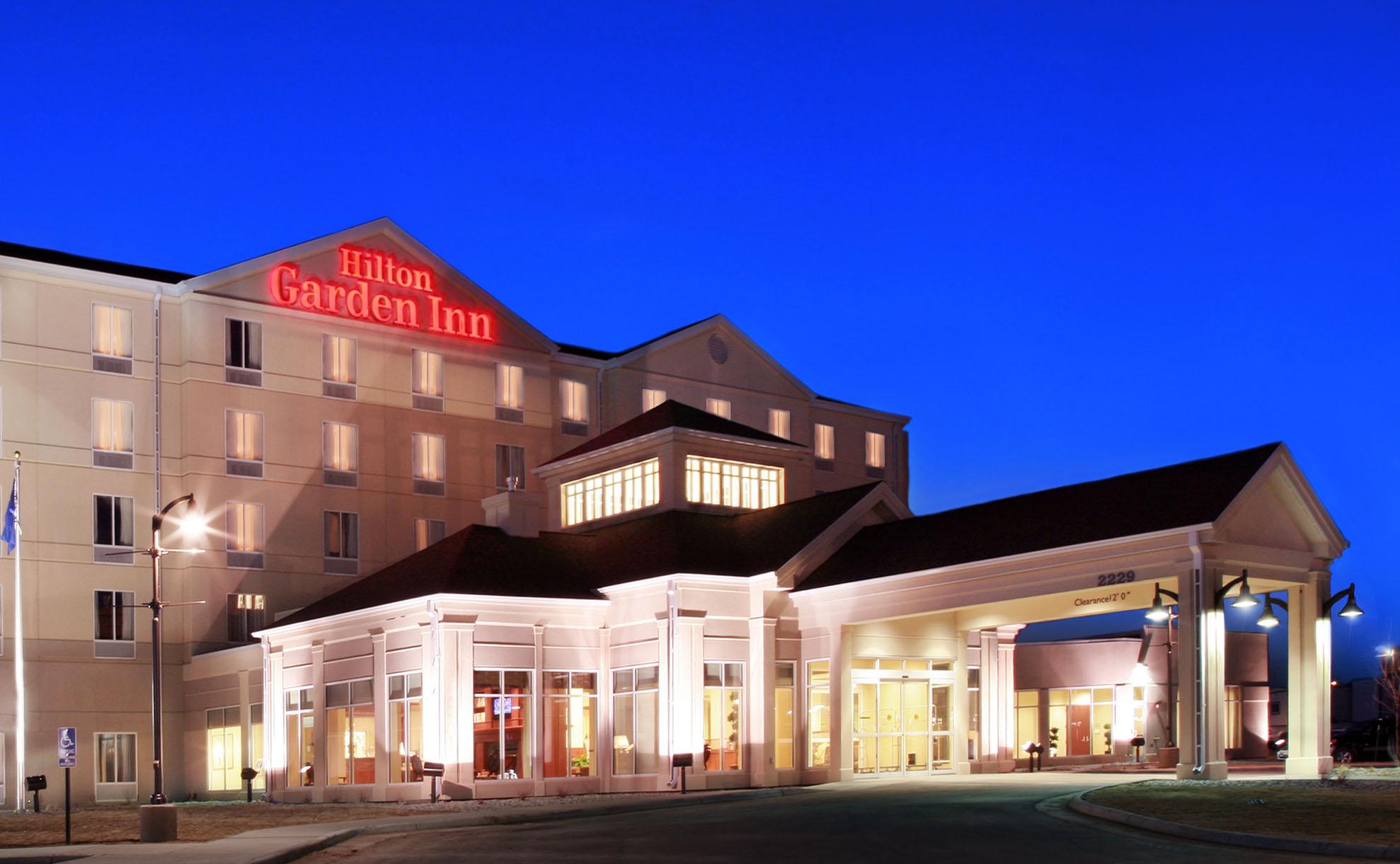 Hilton Garden Inn Laramie Wyoming
