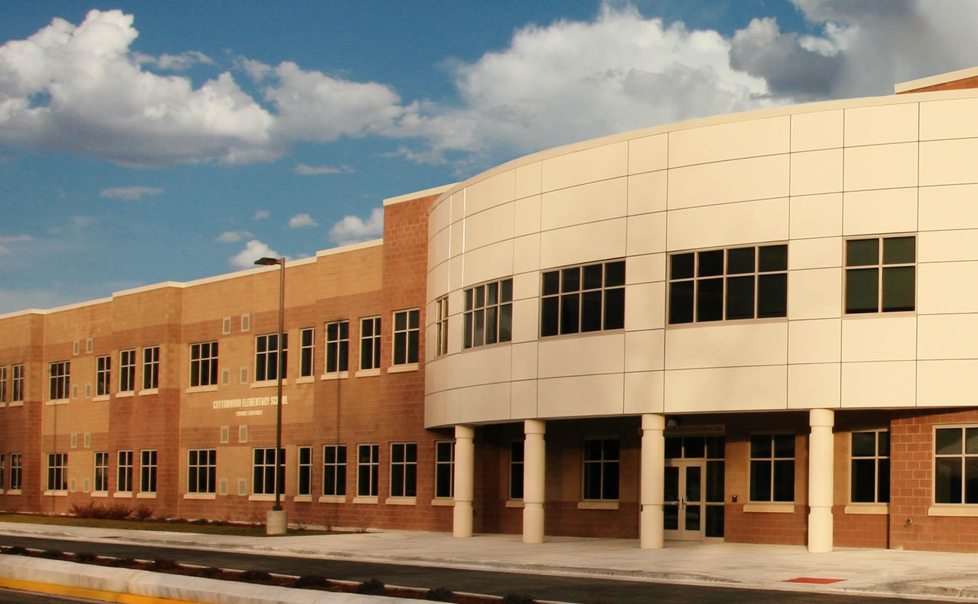 Cottonwood Elementary School Casper Wyoming