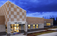 Uinta County School District No. 1, Clark Elementary School
